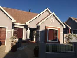 Modern, safe, beautiful townhouse available immediately in Lilyvalle