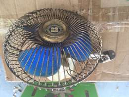 12v fan ideal for car