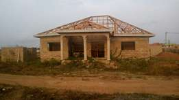 3-bedroom uncompleted in Amasaman