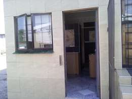 Montclair R3000 + DepR1000 Double room with shower suit fully tiled