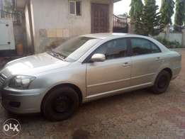 My Manual 2007 Toyota Avensis for sale