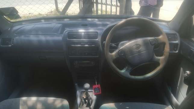 Toyota Starlet, Manual transmission, very clean. Buy and Drive Embakasi - image 4