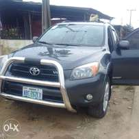 A month old 2007 Rav4 for sale