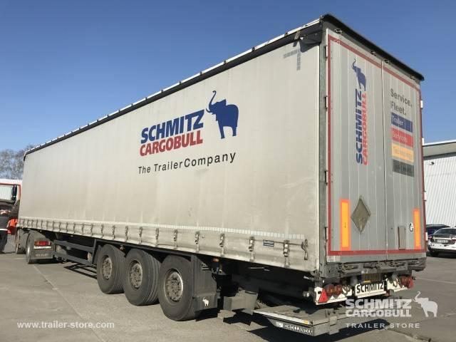 Schmitz Cargobull Curtainsider Taillift - 2013