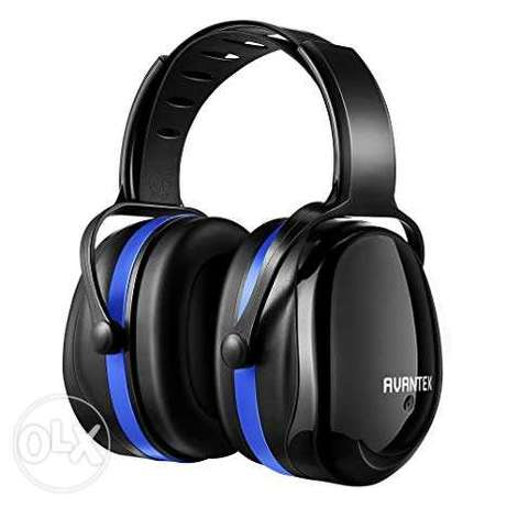 Fnova 34Db Highest Nrr Safety Ear Muffs - Professional Defenders