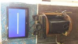 Original LG home theater for sale urgently.