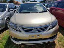 Toyota allion just arrived on sale.