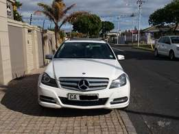 2013 Mercedes C200 M/PLAN to 2021 or 140kms