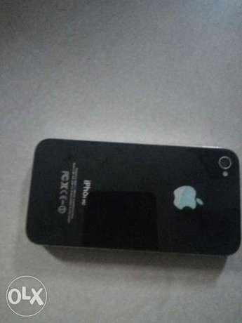 IPhone 4 for sale in good condition. Obio/Akpor - image 1