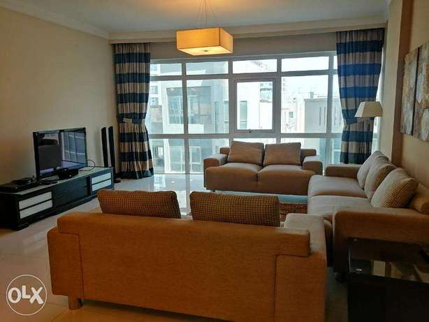 Modern Style Huge 3 BR FF Apartment in Juffair For Rent
