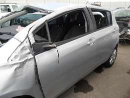 2012 TOYOTA YARIS Breaking for Spares.
