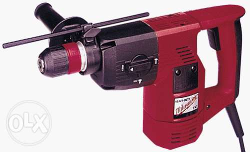 Hammer Drill 32mm, Milwaukee Germ Omr95