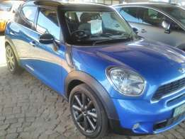 Mini CooperS Counrtyman