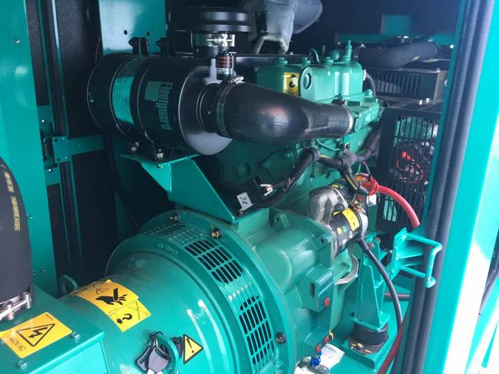 Cummins C17 D5 - 16,5 kVA Generator - DPX-18500 - 2019 - image 9