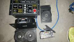 Stage FX 4 Channel pyro system for sale