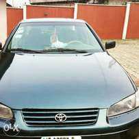 Registered Toyota Camry Tinylight
