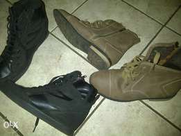 *TWO* Winter's Shoes For the Price of One Pretoria Arcadia