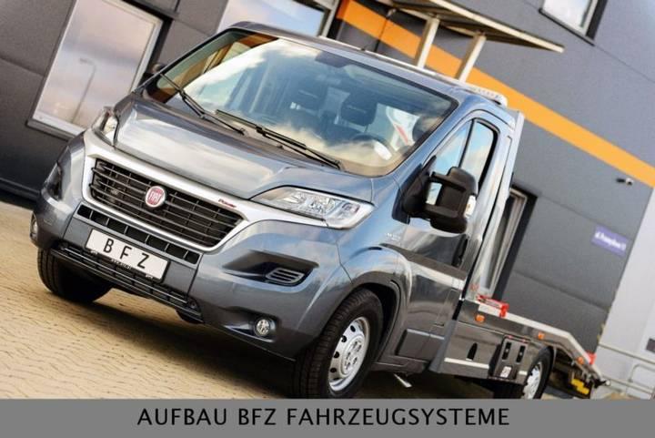 Fiat DUCATO MAXI 180 PS AUTOTRANSPORTER LUFTFEDERUNG - 2019