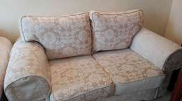 Leisure Lounge designer couches 2x2 seater in excellent condition