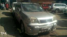 Locally Used Nissan X-trail