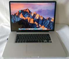 15 inch macbook pro core i7 4gb 500gb harddisk at 84k