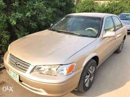 super clean 2001 Toyota Camry (Droplight)