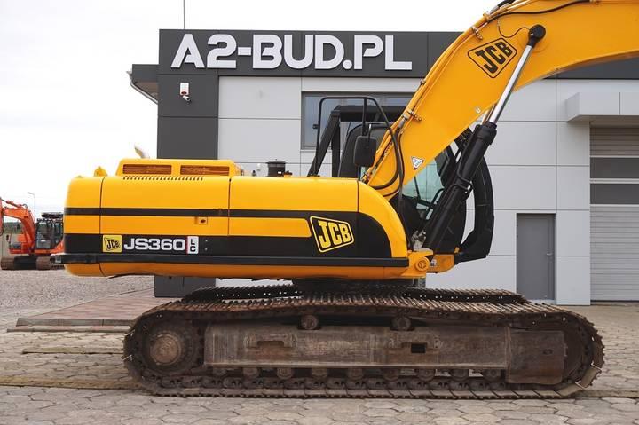 JCB JS 360 - 2008