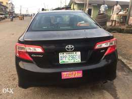 7-Months Used 2014 Toyota Camry XLE