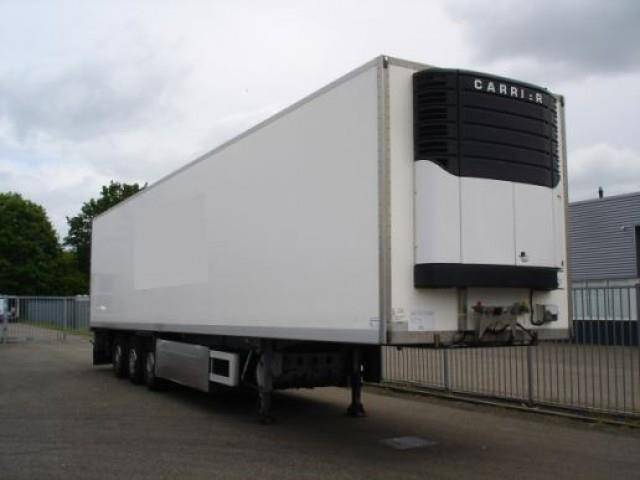 Lamberet 3 AXLE FRIDGE TRAILER CARRIER MAXIMA 1300 - 2007