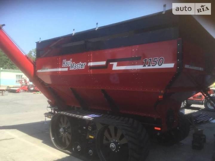 elmers grain truck - 2017
