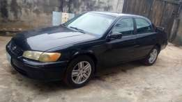 Toyota camry, drop light, 2002 model for sale or swap.
