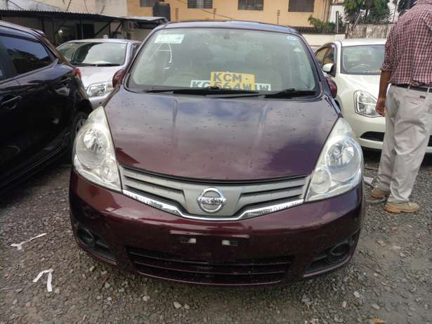 Nissan note Winered Mombasa Island - image 4