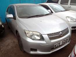 KCE asian Owner toyota fielder AXIO on offer