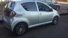 2011 toyota aygo very good on fuel and more small cars, whatsap or cal