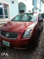 Nissan Sentra 2007, used 4 months only