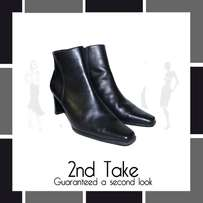 Carvela leather designer boots at affordable prices now at 2nd Take