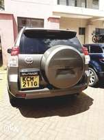 Toyota Prado 3000cc Diesel 2010 model Bronze colour