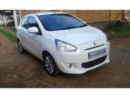 2015 Mitsubishi Mirage 1.2 GLS Still In Good Condition For Sale