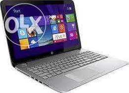 Hp envy smart touch core i7
