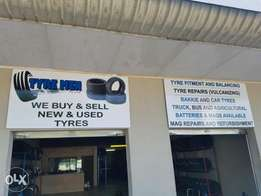Profitable tyre and rim business for sale