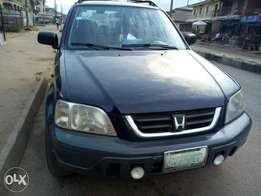 Honda CRV, 2000 model for urgent sale. Everything is working perfectly
