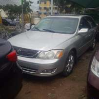 Toyota Avalon, 2003/04, XLE. Very OK