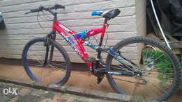 """Raleigh 26"""" bicycle for sale"""