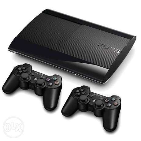 Ps 3 with all accessories