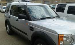 Landrover Discovery 3 TD V6 S