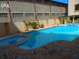 Modern 3 bedroom apartment for sale with pool