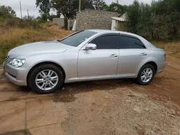 toyota mark x for sale 1.2m