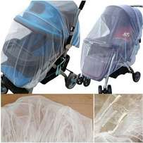Mosquito net for stroller or carrier