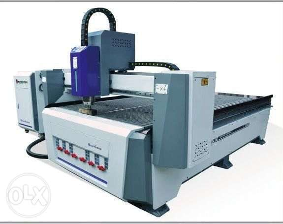 cnc router machine for aluminum material