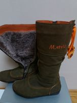 Дитячі зимові чоботи натуральна замша 6c5b8b09b32d1